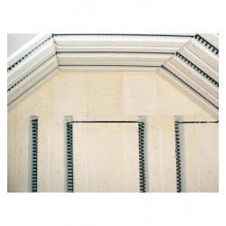 Four à grès électrique Rodhe TE 145 S ouverture verticale - Fours ROHDE Série TE S - Cigale et Fourmi