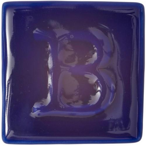 EMAIL PREPARE BLEU ROYAL BRILLANT - 200 ml - Émaux faïence liquides  BOTZ 1020°C - 1060°C - Cigale et Fourmi