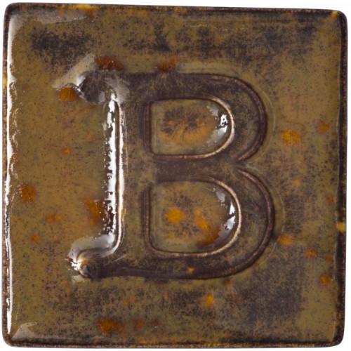 Photo B9533- EMAIL PREPARE BRILLANT MARRON LUNAIRE - achat emaux-prepares-botz-1020-1060c en ligne avec Cigale et Fourmi