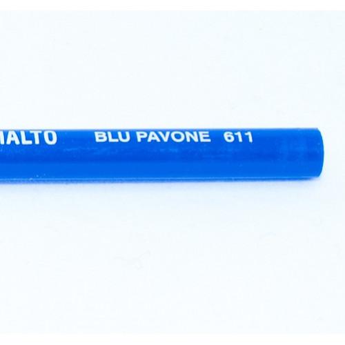 Photo CRAYON OXYDE BLEU PAVOINE - L'UNITE - achat palette-aqua-ceram-crayons-oxydes en ligne avec Cigale et Fourmi
