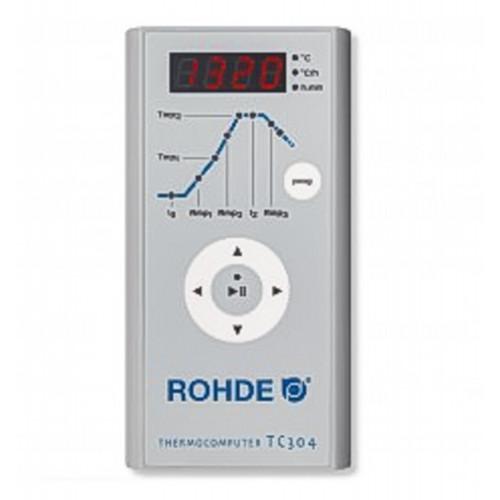 REGULATION ROHDE TC304 - Régulations de température - Cigale et Fourmi