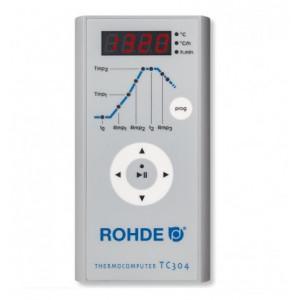 Photo TE80S - FOUR ROHDE - 80 LITRES - 1320°C + TC304 - achat fours-rohde-serie-te-s en ligne avec Cigale et Fourmi