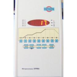 FOUR ENITHERM 270 LITRES - 1150°C + REGULATION 2 ZONES E998 - Fours Enitherm 1050°C - Cigale et Fourmi