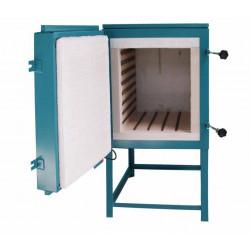 FOUR ENITHERM 270 LITRES - 1150°C + REGULATION 2 ZONES E998