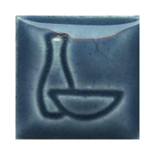 EMAIL DUNCAN BLEU JEAN - PRET A L EMPLOI - 118ml - Émaux faïence liquides Duncan Série IN 980°C - 1060°C - Cigale et Fourmi