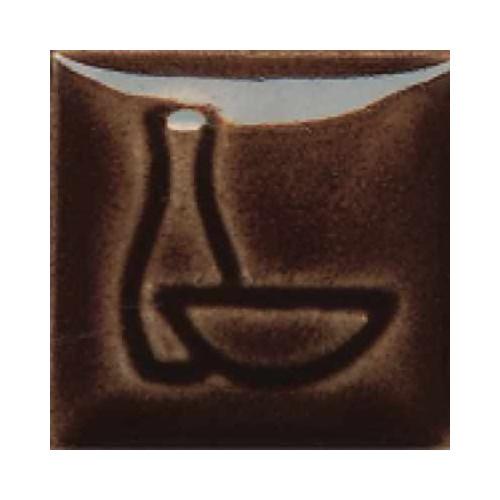 EMAIL DUNCAN CAFE - PRET A L EMPLOI - 472ml - Émaux faïence liquides Duncan Série IN 980°C - 1060°C - Cigale et Fourmi