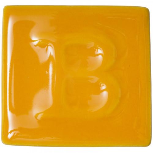 Photo EMAIL PREPARE JAUNE VIF BRILLANT - 200 ml - achat emaux-prepares-botz-1020-1060c en ligne avec Cigale et Fourmi