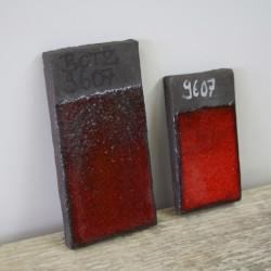 EMAIL PREPARE ROUGE CORAIL BRILLANT - 200 ml - Émaux faïence liquides  BOTZ 1020°C - 1060°C - Cigale et Fourmi