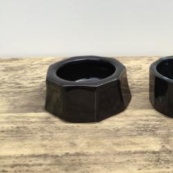 EMAIL PREPARE NOIR - 200 ml - Émaux faïence liquides  BOTZ 1020°C - 1060°C - Cigale et Fourmi