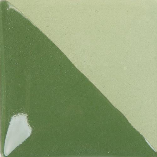 ENGOBE COVER-COAT VERT FOUGERE-473ml - Engobes liquides Cover-coat - Duncan - Cigale et Fourmi