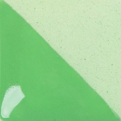Photo ENGOBE COVER COAT VERT VIF - 473 ml - achat cover-coat-engobe-liquide-duncan en ligne avec Cigale et Fourmi