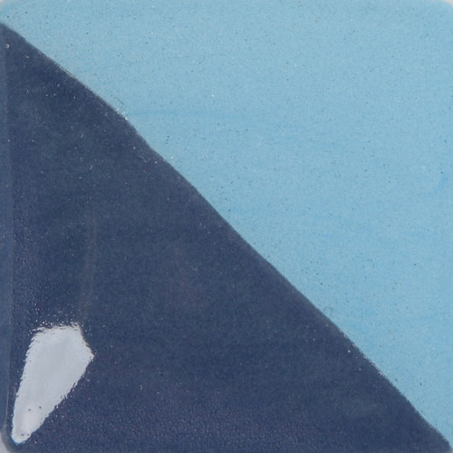 Photo ENGOBE COVER-COAT BLEU MARINE-473ml - achat cover-coat-engobe-liquide-duncan en ligne avec Cigale et Fourmi