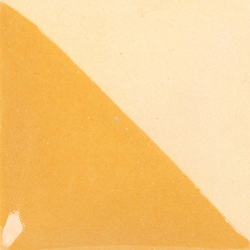 Photo ENGOBE COVER COAT JAUNE SOLEIL - 59ml - achat cover-coat-engobe-liquide-duncan en ligne avec Cigale et Fourmi