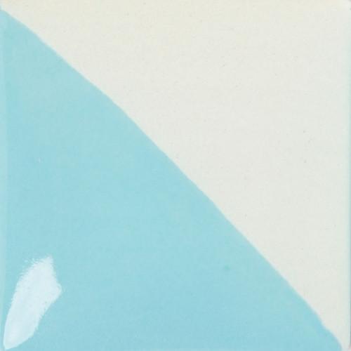Photo ENGOBE COVER COAT TURQUOISE - 59ml - achat cover-coat-engobe-liquide-duncan en ligne avec Cigale et Fourmi