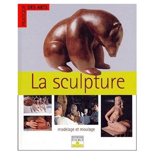 La Sculpture : Modelage et Moulage collection pratique des arts - Livres Sculpture - Cigale et Fourmi