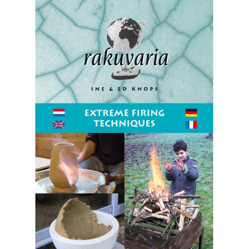 """Photo RAKUVARIA -  TECHNIQUE DES CUISSONS """"EXTRÊMES"""" - achat livres-raku en ligne avec Cigale et Fourmi"""