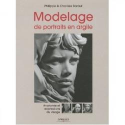 MODELAGE DE PORTRAITS EN ARGILE-vol1