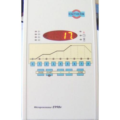 Photo RÉGULATION E998 couple S +COFFRET - broche Rohde - achat regulations-de-temperature en ligne avec Cigale et Fourmi