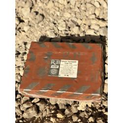 FAIENCE ROUGE NORMANDE LISSE FA200 - SAC DE 10 Kg