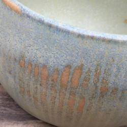 EMAIL PREPARE GRES TRAVERTIN - 200 ml - Émaux grès liquides BOTZ 1220°C - 1280C - Cigale et Fourmi