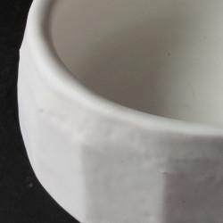 EMAIL PREPARE BLANC MAT - 200 ml - Émaux faïence liquides  BOTZ 1020°C - 1060°C - Cigale et Fourmi