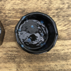 EMAIL PREPARE A EFFETS NUIT POLAIRE - 200 ml - Émaux faïence liquides  BOTZ 1020°C - 1060°C - Cigale et Fourmi