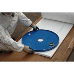 FIBRE SUPERWO607 non toxique - ep 25mm - larg 61 cm - le rouleau de 7,32m - Fibres, briques, ciment - Cigale et Fourmi