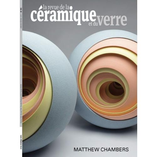 LA REVUE DE LA CERAM n°212 Janv-Fév 2017 - La Revue de la Céramique et du Verre - Cigale et Fourmi