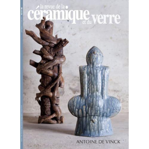 LA REVUE DE LA CERAM n°186 sept-oct 2012 - La Revue de la Céramique et du Verre - Cigale et Fourmi