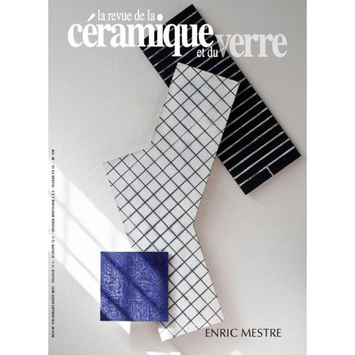 LA REVUE DE LA CERAM n°179 juil/aoû 2011 - La Revue de la Céramique et du Verre - Cigale et Fourmi