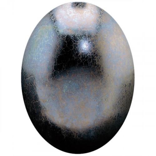 EMAIL  BRONZE MARTELE - SANS PLOMB - 500g - Émaux faïence en poudre 940°C - 1080°C - Cigale et Fourmi