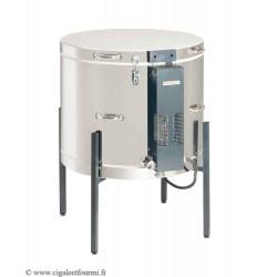 FOUR KERAMIKOS 70L - ECONOMY SUPER - 1250°C - 230V MONO - Fours KERAMIKOS grès 1320°C - Cigale et Fourmi
