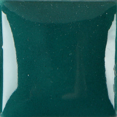 EMAIL DUNCAN VERT PLUIE - PRET A L EMPLOI -118ml - Émaux faïence liquides Duncan Série IN 980°C - 1060°C - Cigale et Fourmi