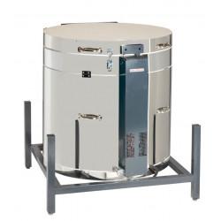 FOUR KERAMIKOS 200L - JUMBO 200S HAUT - 1320°C - 400V TRIPHASE