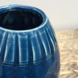 EMAIL PREPARE BLEU MOYEN BRILLANT - 200 ml - Émaux faïence liquides  BOTZ 1020°C - 1060°C - Cigale et Fourmi