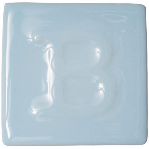 EMAIL PREPARE BABY BLUE BRILLANT - 200 ml - Émaux faïence liquides  BOTZ 1020°C - 1060°C - Cigale et Fourmi