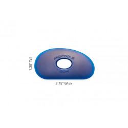 Esteque mudtools bleu dur n°0 - outils mudtools - cigale et fourmi - Estèque - Cigale et Fourmi