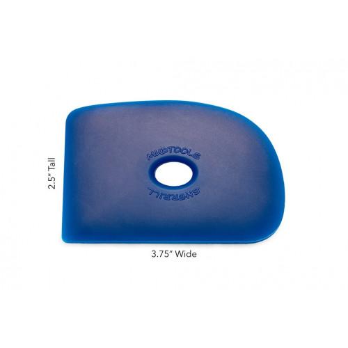 Esteque mudtools bleu dur n°2 - outils mudtools - cigale et fourmi - Nos produits - Cigale et Fourmi