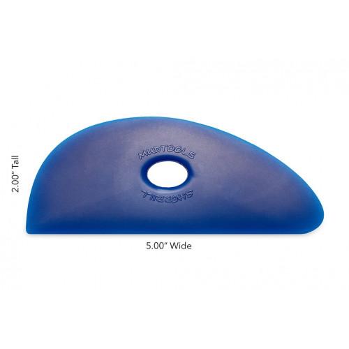 Esteque mudtools bleu dur n°3 - outils mudtools - cigale et fourmi - Nos produits - Cigale et Fourmi