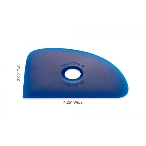 Esteque mudtools bleu dur n°4 - outils mudtools - cigale et fourmi - Nos produits - Cigale et Fourmi