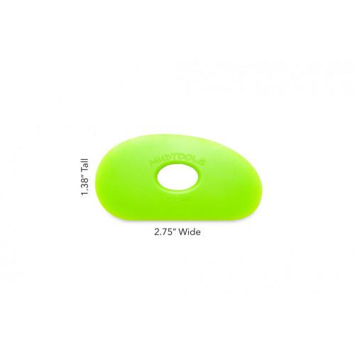 Esteque mudtools vert medium n°0 - outils mudtools - cigale et fourmi - Nos produits - Cigale et Fourmi