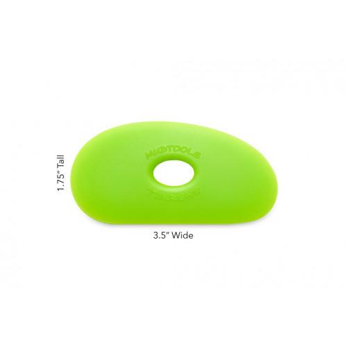 Esteque mudtools vert medium n°1 - outils mudtools - cigale et fourmi - Estèque - Cigale et Fourmi