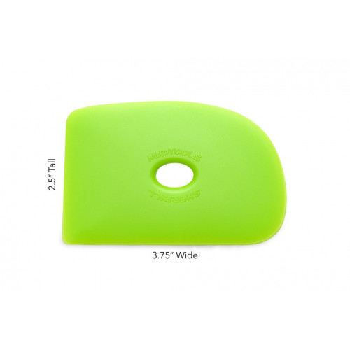Esteque mudtools vert medium n°2 - outils mudtools - cigale et fourmi - Estèque - Cigale et Fourmi