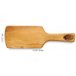 Batte en bois grand format Mudtools - outils mudtools - cigale et fourmi - Outils de découpe, de sculpture et modelage - Cigale et Fourmi