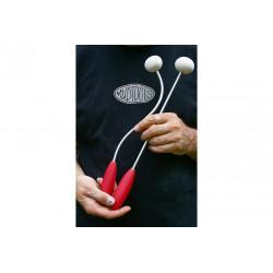 Outil de tournage manche incurvé grand format Mudtools - outils mudtools - cigale et fourmi - Outils de tournage - Cigale et Fourmi