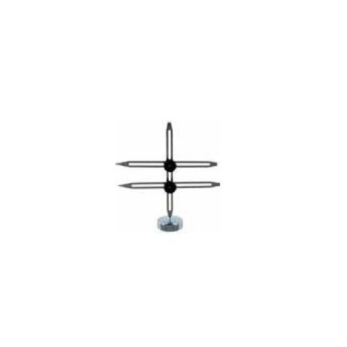 TRUSQUIN ACIER 2 POINTES METAL - Outils de modelage - Cigale et Fourmi