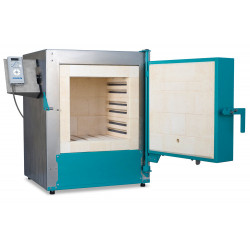 FOUR ROHDE - KE65B - 65 LITRES - 1280°C + TC 304 - 400V TRIPHASÉ