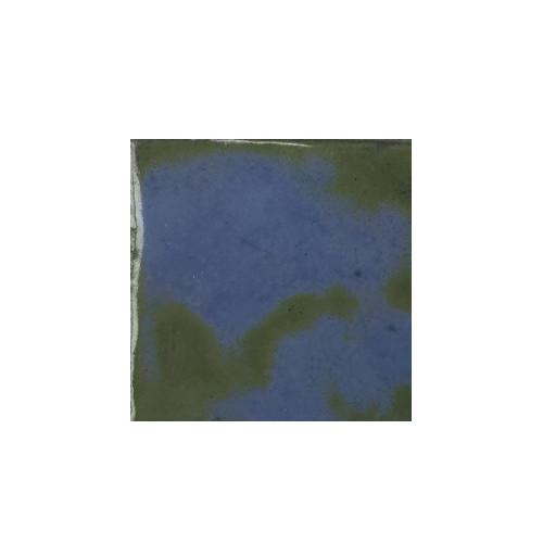 EMAIL GRES BLEU VERT - 500g - Emaux grès en poudre 1240°C - 1280°C - Cigale et Fourmi