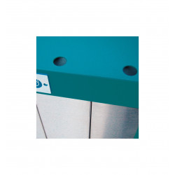 FOUR ROHDE 130 LITRES - 1280°C + TC 304 - 400V TRIPHASÉ - Fours ROHDE, série KE B - Cigale et Fourmi