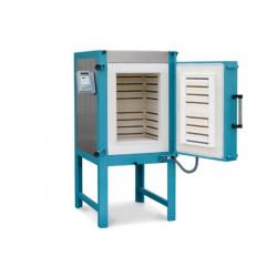 FOUR ROHDE 1300°C KE 200N + TC 304 - 200 LITRES - 400V TIPHASÉ